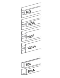 Divider Bars, Channel Trim & Angle Trim
