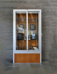 Premiere Freestanding Display Cases